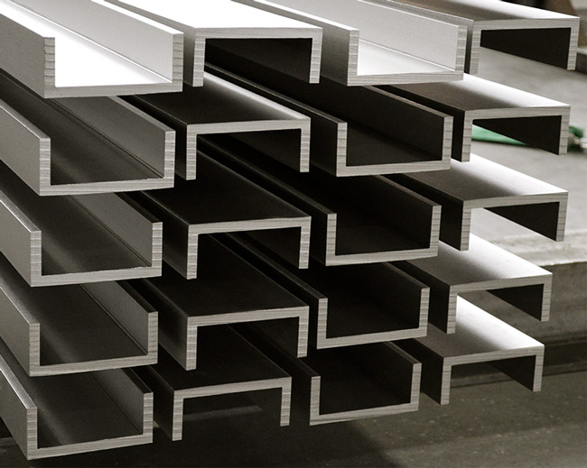 Shape the Future…Stainless Steel Channels