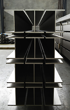Shape the Future-Stainless Steel Custom Beams