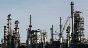 corrosion is a problem at chemical plants