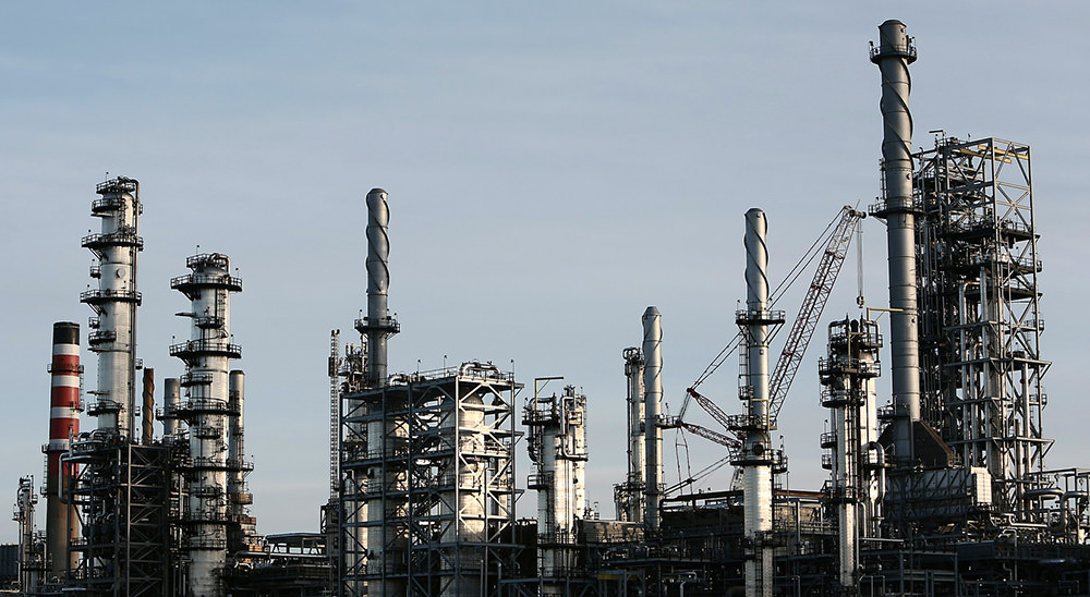 chemical plants are highly corrosive environments