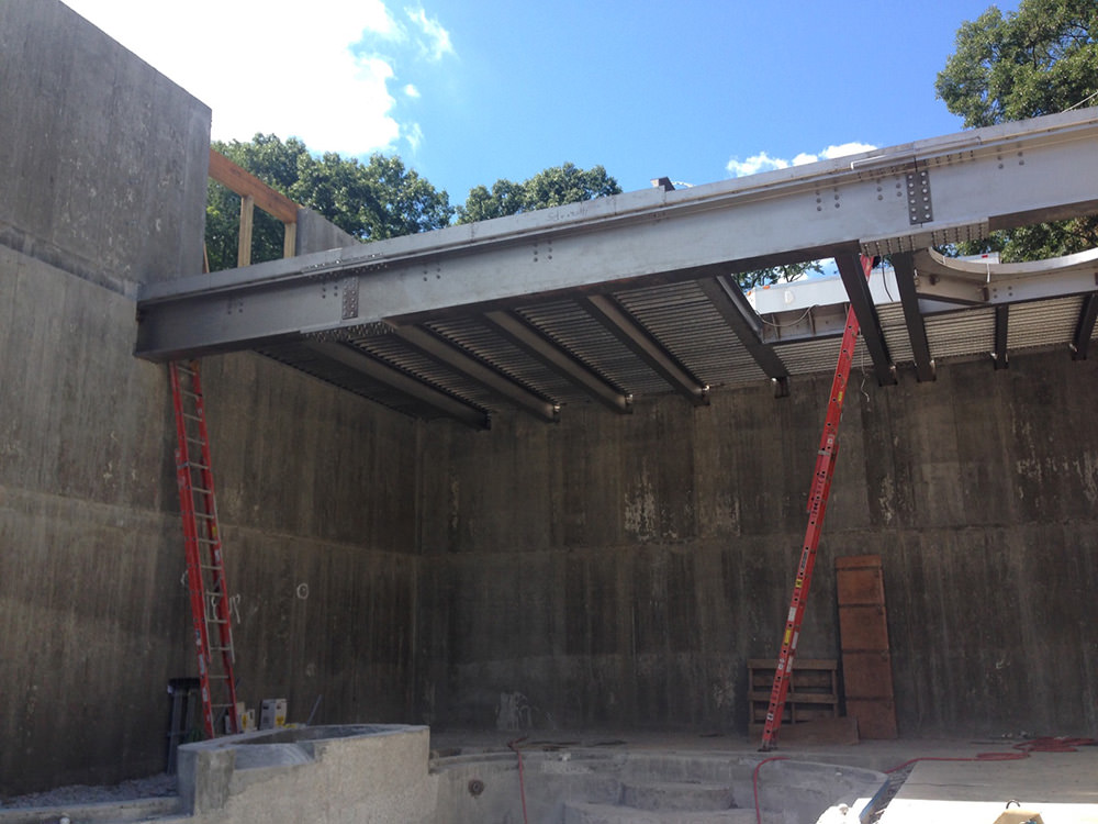 Duplex-Pool-House