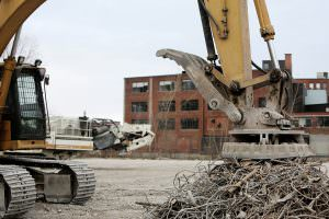 Steel recycling conserves energy