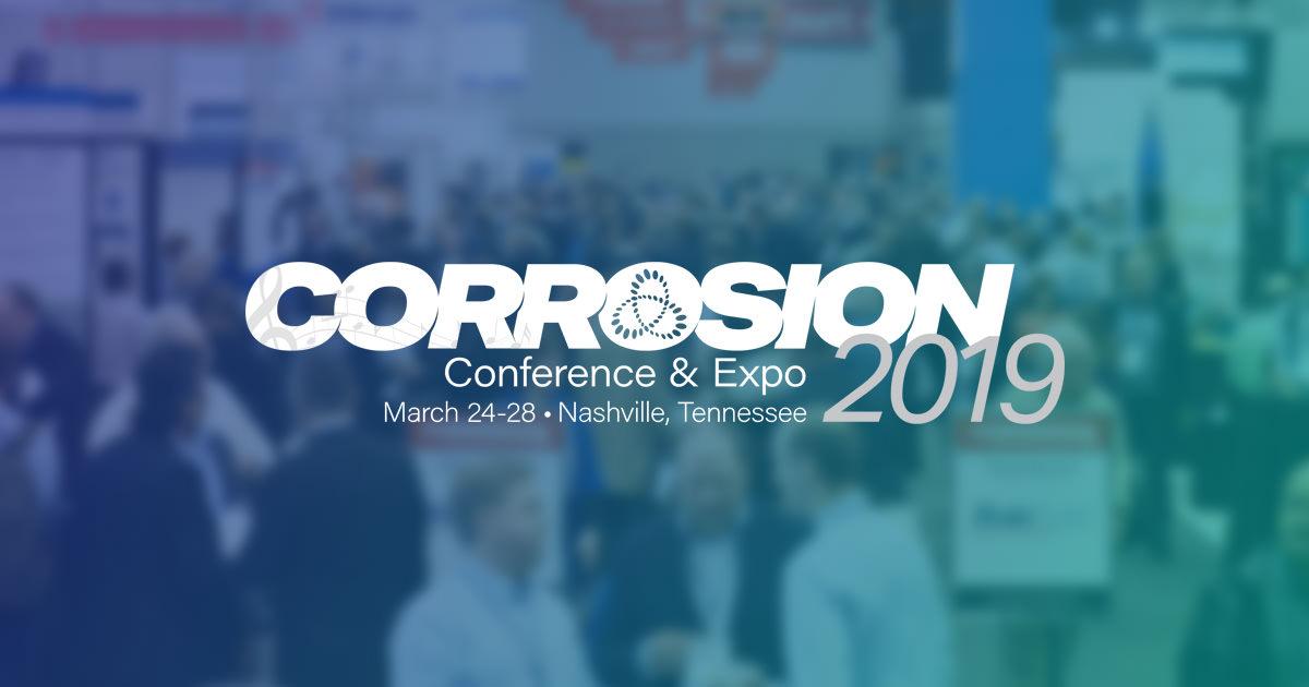 Nace-Corrosion-conference-2019