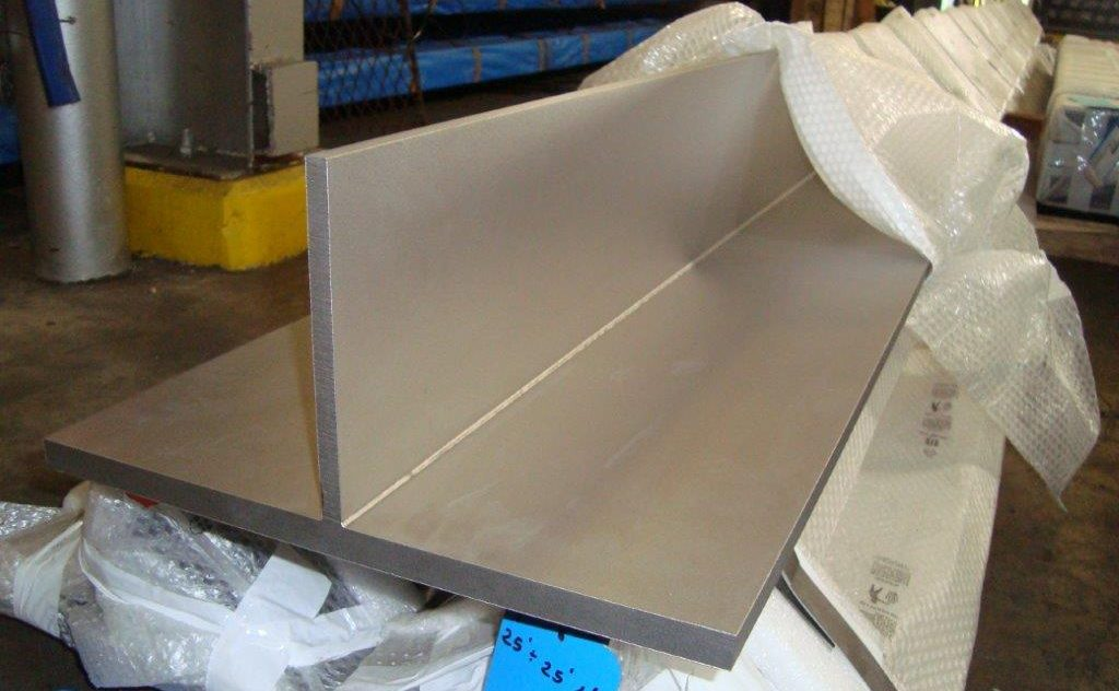 W Tee Sections In Stainless Steel Available Stainless