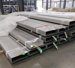 Carbon Steel Slanted Flange Channels