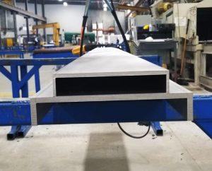 Conroe Carbon Steel Profile