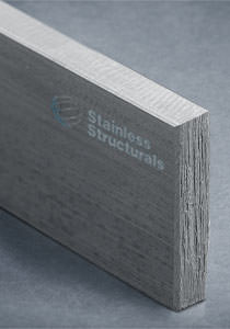 Stainless Steel Flat Profile